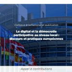 Participatory Democracy and Digital at Local Level: EuropeanDiscourses and Practices