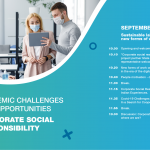 Watch Live Event: Day 1 – Pandemic Challenges and Opportunities for Corporate Social Responsibility