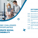 Watch Live Event: Day 2 – Pandemic Challenges and Opportunities for Corporate Social Responsibility