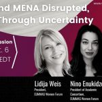 Europe and MENA disrupted, leading through uncertainty